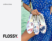 Flossy — online store