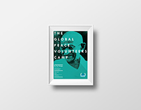 Global Peace Volunteers Poster