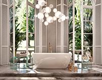 Modern Bathroom Concept