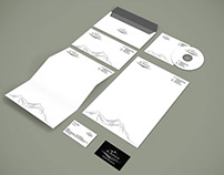 Corporate Identity for Al Andalos Mrable & Granite alon