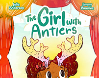 THE GIRL WITH ANTLERS