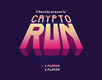 CRYPTORUN - MOTION DESIGN