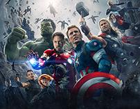 Vingadores | Avengers Age of Ultron