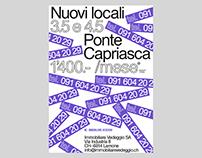 Nuovi locali Ponte Capriasca