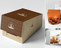 Chande Bakers: Logo & Packagind Design & Photography