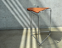 Mai Daeng - Folding Chair