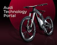 E-bike Audi