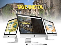 Italian restaurant site redesign