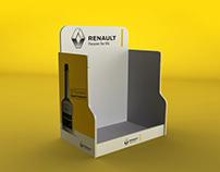 Display RENAULT 3D