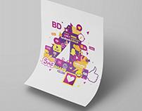 BD 4 prepaid campaign visual