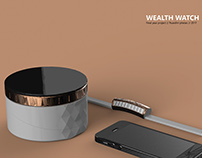 Wealth Watch. Revolutionising money. Final year project