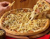 Telepizza Chorrillana