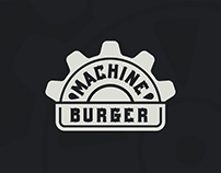 Brand Identity | 2017 Machine Burger