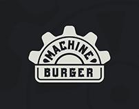 Brand Identity | 2017 Machine Burger
