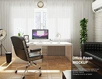 Office Room Mock-Up