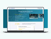 «Прометей» - website for legal agency
