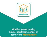 MovingHome App