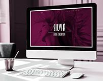 Silvia Hair Creation Website