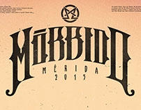 Cartel Festival Morbido Mérida 2015