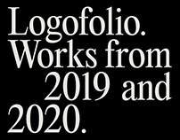 Logofolio – Works from 2019 to 2020.