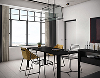 Interior Apartament - CGI