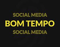 Bom Tempo - Social Media