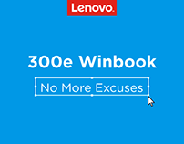 TVC - No more Excuses (Lenovo)