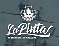 La Pinta - Travel Magazine Concept