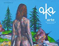 Revista anual Aka Arte 2015