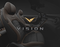 Vision - Identity, Catalogue, Website