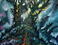 KING GOAT - ARTWORKS