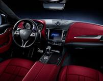 Maserati Levante-CGI