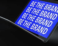 BE THE BRAND Business Promo Video