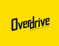 Overdrive Assistência Musical Identity