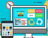 Web Page design | Liferay Content Management Services