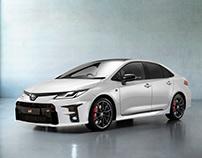 Toyota Corolla GR Sedan