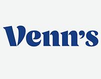 Venn's packaging