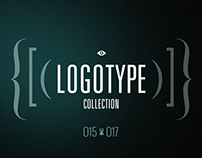 Logotype collection 2015 - 2017