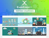 EnerXpert | Motion Graphics (Video Institucional)