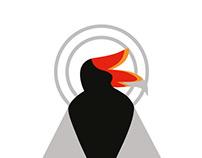 Chief of the Worldly Birds - Logo Design