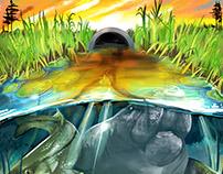 Lake Okeechobee Water Pollution Awareness