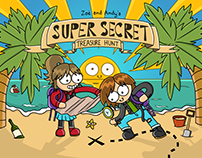 Super Secret Treasure Hunt Artwork