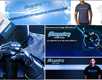Magestry Graphic Design -Facebook Cover