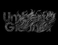 hand drawn type logo