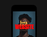 Issa Website - 21 Savage
