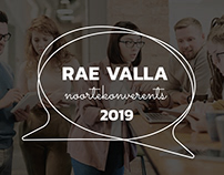 Rae Valla noortekonverentsilogo