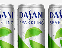 DASANI® Sparkling – Visual Identity & Packaging