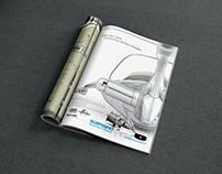 Shimano Aero Technium