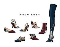 HUGO BOSS: DISTORTION