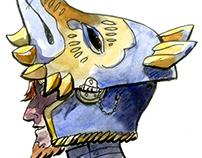 Sylus's Helm Visual Development.